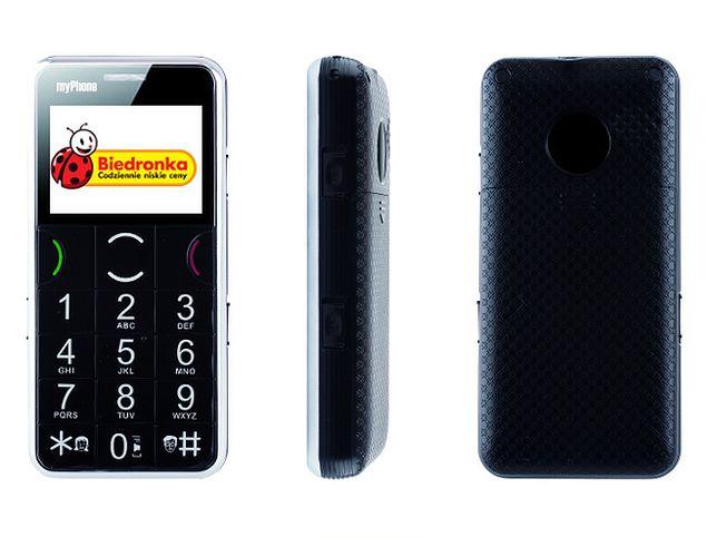Telefon komórkowy z Biedronki. Hit czy kit?