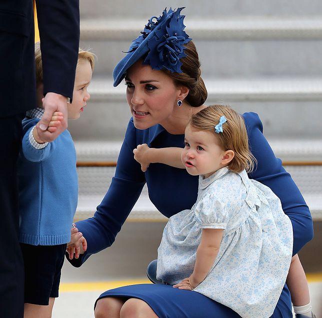 Księżna Kate o trudach macierzyństwa