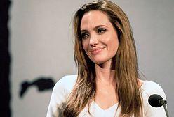 Angelina Jolie szczęśliwa. Dzieci odwiedziły ją w szpitalu