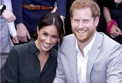 Harry i Meghan nie pojawili się na ślubie. Co się stało?