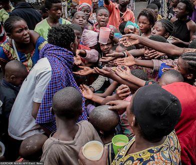 Afryka. Setki tysięcy ludzi potrzebują pomocy