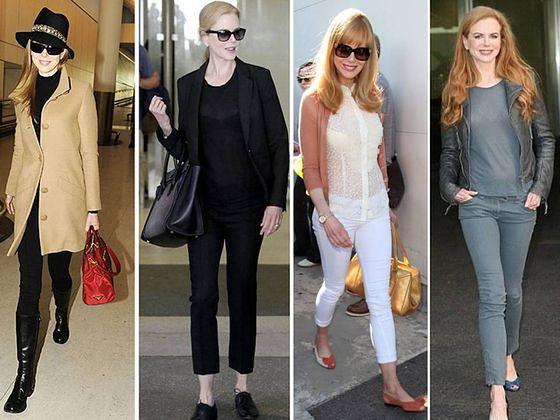 Nicole Kidman - ikona stylu