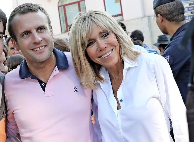 Zła wiadomość dla państwa Macron. Im większa różnica wieku, tym trudniej o satysfakcję w związku