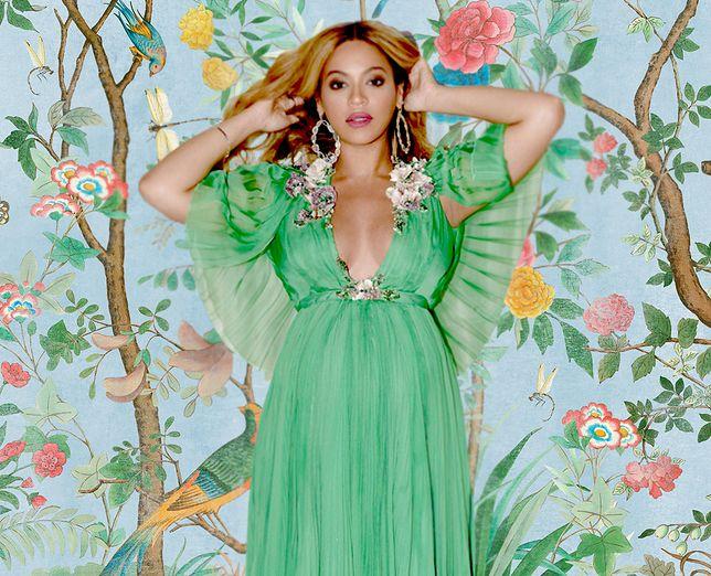 """Beyonce, Blue Ivy i Jay-Z na premierze """"Pięknej i Bestii"""""""