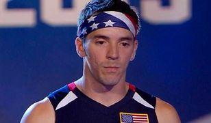 """Drew Drechsel już nie wystąpi w """"American Ninja Warrior"""""""