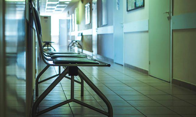Do szpitala trafiło 9-miesięczne dziecko. W jego krwi wykryto między innymi metamfetaminę