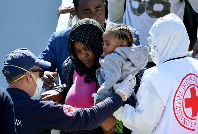 Nielegalni imigranci w UE