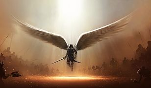 """Postać anioła z gry """"Diablo III"""""""