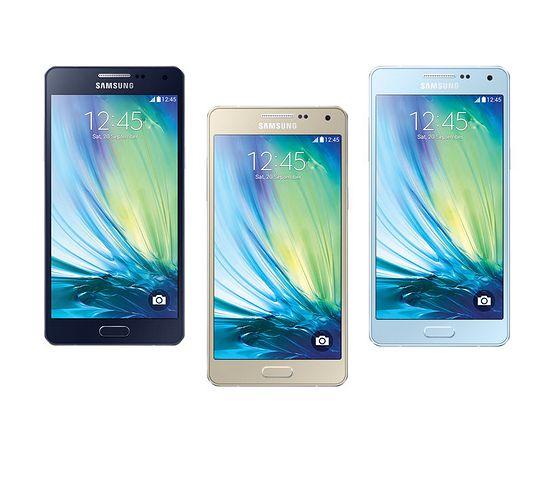 Samsung Galaxy A3 i A5 już w sprzedaży. Niedrogie smartfony dla każdego