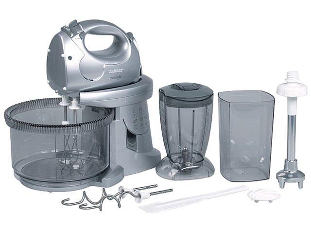 Zelmer Mix Robi - połączenie miksera i robota kuchennego
