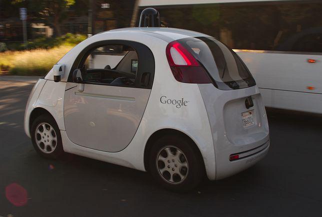 Autonomiczny samochód Google