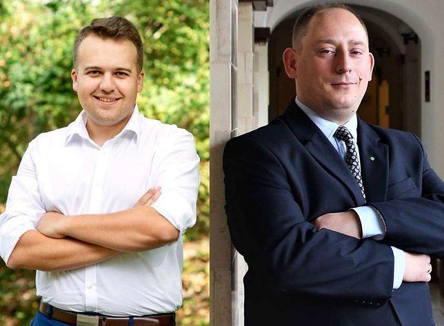 Marek Materek ze Starachowic i Krzysztof Klęczar z Kęt skutecznie korzystają z mediów społecznościowych do zarządzania.