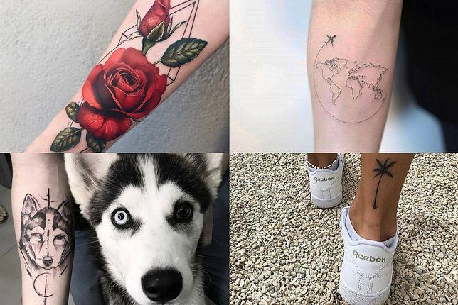 Symbole tatuaże na początek