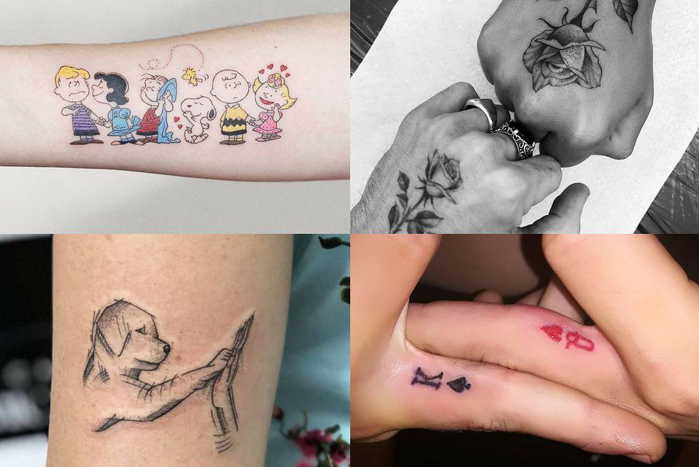 Symbole - tatuaże, których nie pożałuje żadna kobieta