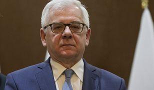 Zmiany w MSZ. Odeszło kilkudziesięciu dyplomatów