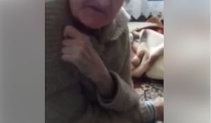 93-letnia poetka. Pani Krysia podbija serca internautów