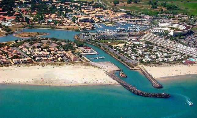 Atrakcje Francji - Cap d'Agde
