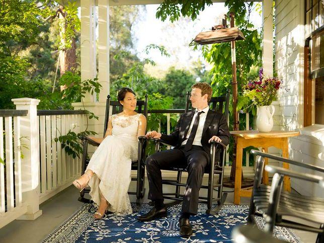 Mark Zuckerberg każdego roku planuje nowy miesiąc miodowy