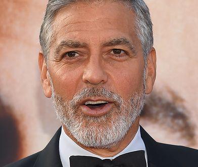 George Clooney po raz drugi zostanie ojcem. Amal znów urodzi bliźnięta