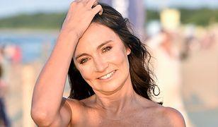Dominika Kulczyk w wakacyjnej stylizacji. Tak pozowała na plaży