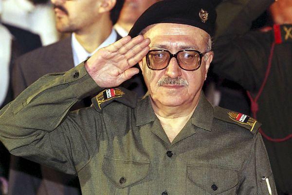 Zaginęło ciało współpracownika Saddama Husseina