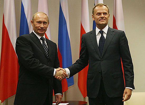 Wizyta Putina poprawiła stosunki polsko-rosyjskie