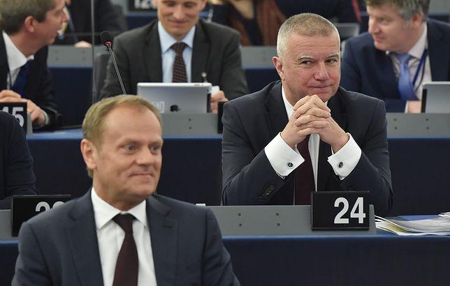 Paweł Graś od wielu lat jest najbliższym współpracownikiem Donalda Tuska