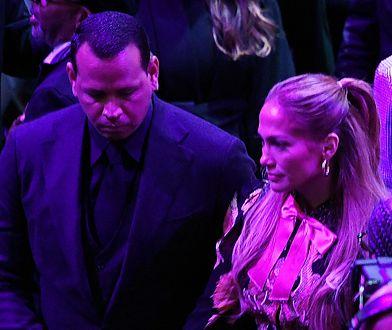 Jennifer Lopez i Alex Rodriguez tworzą udaną parę z czwórką dzieci