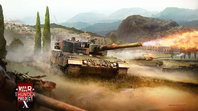 """""""War Thunder"""" – nowe efekty dźwiękowe w lotnictwie oraz więcej nowoczesnych czołgów"""