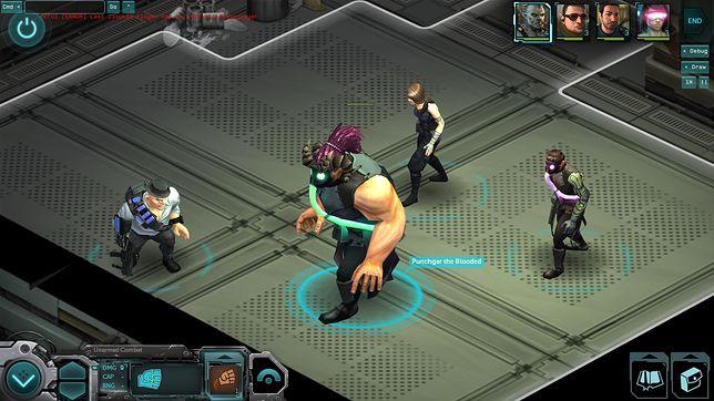 """""""Shadowrun Returns"""" to gratka dla każdego fana cyberpunku."""