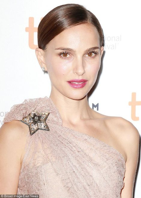 "Pictured: Natalie Portman Mandatory Credit ?? DDNY/Broadimage 2015 Toronto International Film Festival - ""A Tale Of Love And Darkness"" Premiere  9/10/15, Toronto, Ontario, Canada  Broadimage Newswire Los Angeles 1+  (310) 301-1027 New York      1+  (646) 827-9134 sales@broadimage.com http://www.broadimage.com"