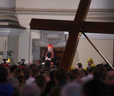 25. Centralna Droga Krzyżowa wiodła sprzed kościoła św. Anny