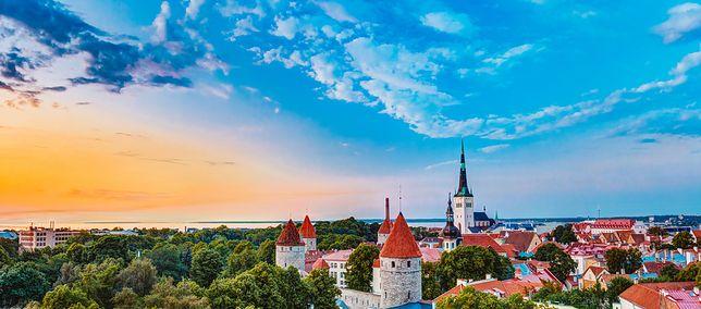 Największe atrakcje Estonii