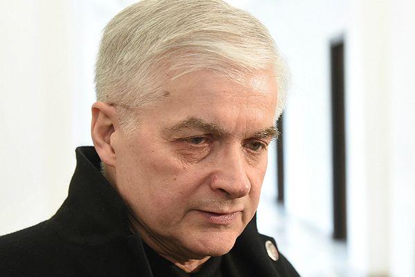 Cimoszewicz o Andrzeju Dudzie: jakby sprzedawał proszek, nikt go nie zna