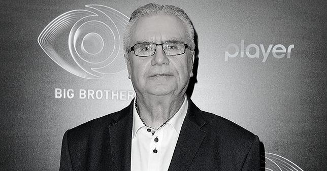 Janusz Dzięcioł nie żyje. Tragiczna śmierć gwiazdy Big Brothera