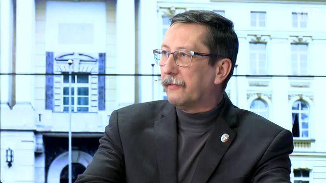 Senator Żaryn: Opozycja stara się robić z PiS morderców