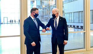 Spotkanie Duda-Biden. Dr Janusz Sibora: Waga tego spotkania była żadna
