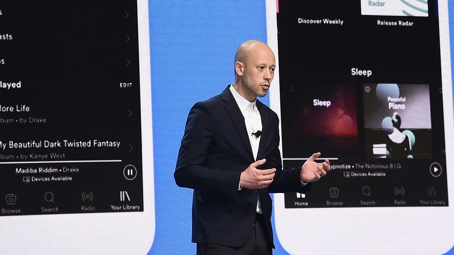 Alex Norström ze Spotify zapowiada nowości