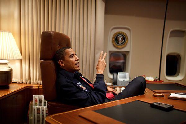 Rosjanie czytali prywatne maile Baracka Obamy