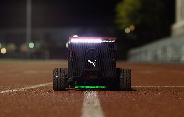 Puma BeatBot: dron specjalnie dla biegaczy