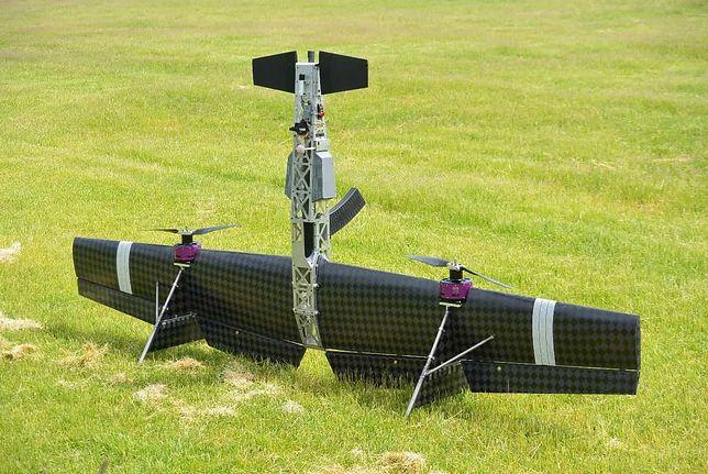 Kałasznikow jako latający dron. Rosjanie naprawdę to zrobili