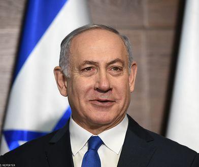 """Premier Izraela o """"cyrku ws. immunitetu"""". Benjamin Netanjahu: nie chce dopuścić do tej brudnej gry"""