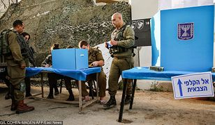 Wybory w Izraelu. Dzień wolny i zamknięte granice