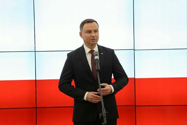Prezydent Andrzej Duda skierował do Trybunału Konstytucyjnego ustawę o zgromadzeniach