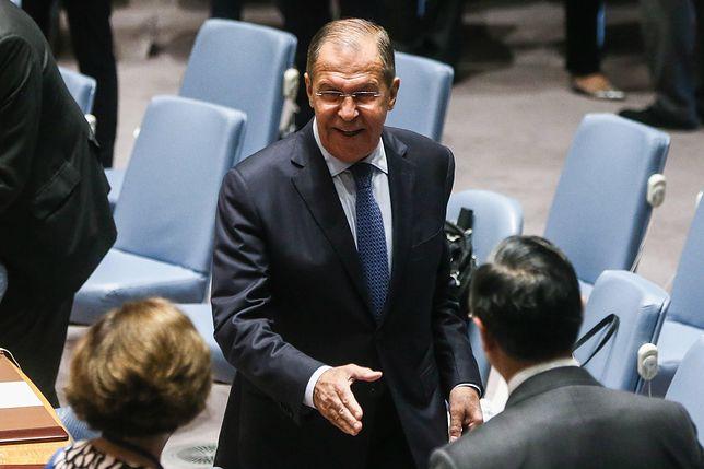 Siergiej Ławrow nie ma wątpliwości: stała amerykańska baza w Polsce to naruszenie porozumienia Rosja-NATO