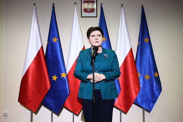 Beata Szydło jest w ostatnich dniach atakowana za negocjacje z nauczycielami