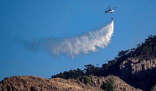 Hiszpania. Nowe fakty ws. pożarów na Gran Canarii