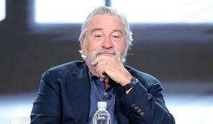 Robert De Niro i kradzież  50 miliardów dolarów