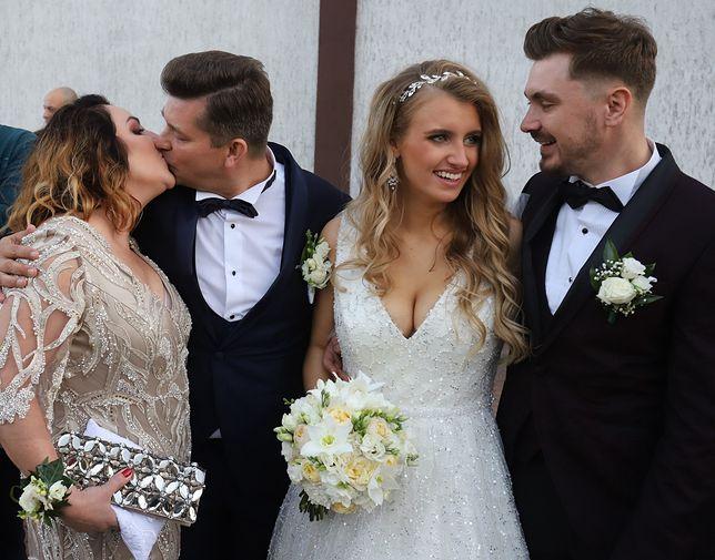 Danuta, Zenek Martyniuk oraz Daniel z byłą żoną
