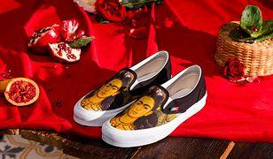 Vans stworzył buty inspirowane obrazami Fridy Kahlo